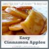 Thumbnail image for Cinnamon Apples
