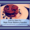 Thumbnail image for Grain-Free, Gluten-Free Maple Blueberry Pecan Pancakes