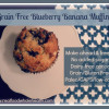 Thumbnail image for Gluten Free, Grain Free Blueberry Banana Muffins