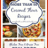 Thumbnail image for Over 80 Coconut Flour Recipes- Easy Grain Free Goodies
