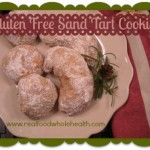 Sand Tart Recipe (with gluten free, egg free, dairy free option)