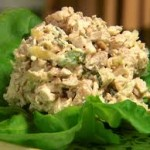 Amy's Favorite Chicken Salad (simple, fresh, gluten free)