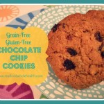 Grain-Free, Gluten Free Chocolate Chip Cookies