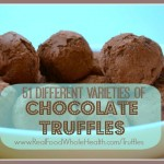 Over 50 Varieties of Chocolate Truffles