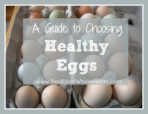 How to Choose Healthy Eggs for a Real Food Diet