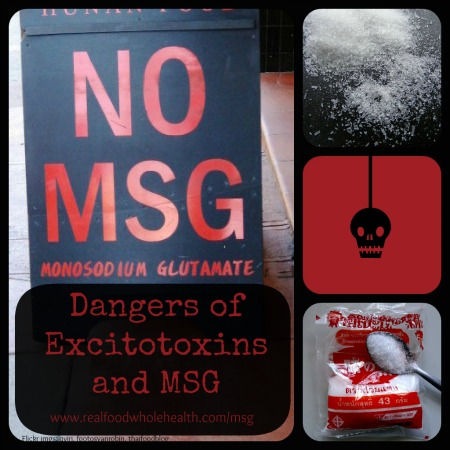 Hidden Sources of MSG, excitotoxins