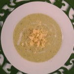 Gluten-Free Broccoli Cheese Soup
