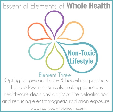 Essential Elements Series- Element Three: Non-Toxic Lifestyle, Part 1 of 3