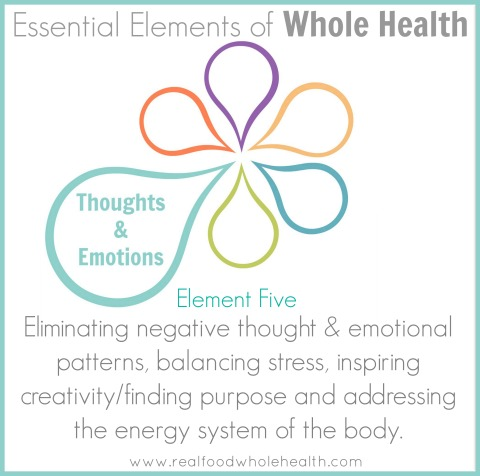 Essential Elements Series: Element Five- Thoughts and Emotions- Part 1 of 2