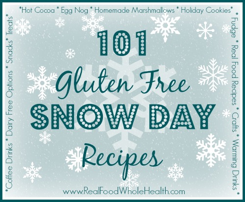 101 Snow Day Recipes