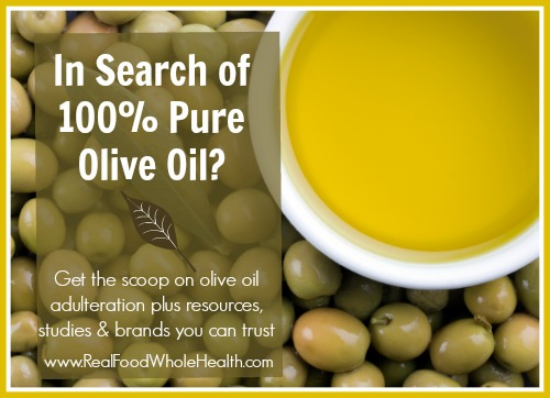 Looking for Real Olive Oil