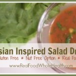 Easy Asian Inspired Salad Dressing