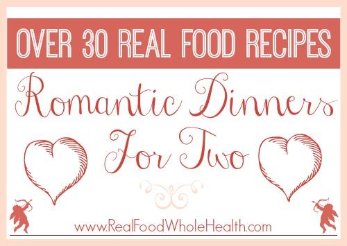 Easy recipes for romantic dinners