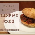 Real Food Sloppy Joes Recipe (Gluten Free)